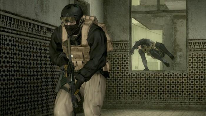 скачать игру Metal Gear Solid 4 через торрент на Pc на русском - фото 9