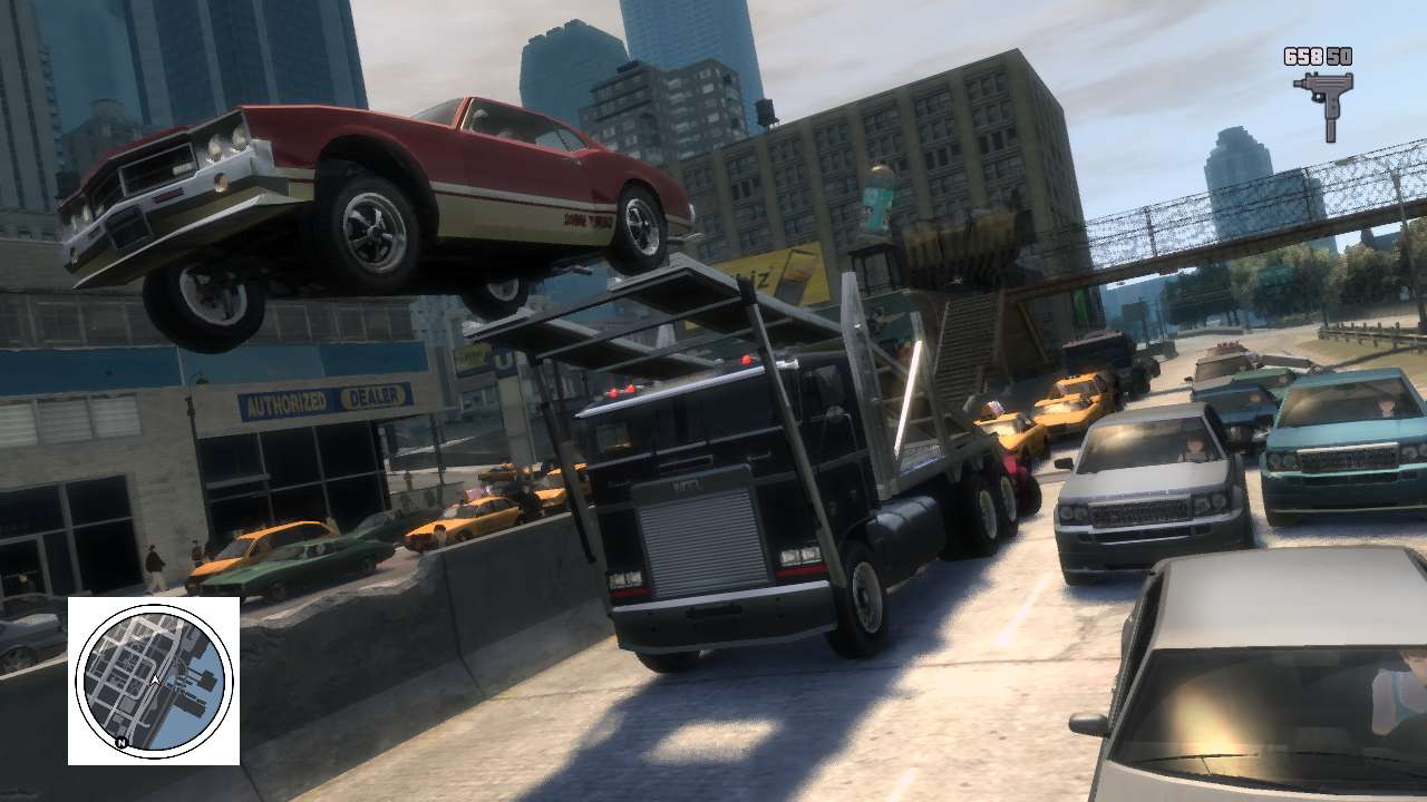 Системные требования GTA 4 — GTA com ua