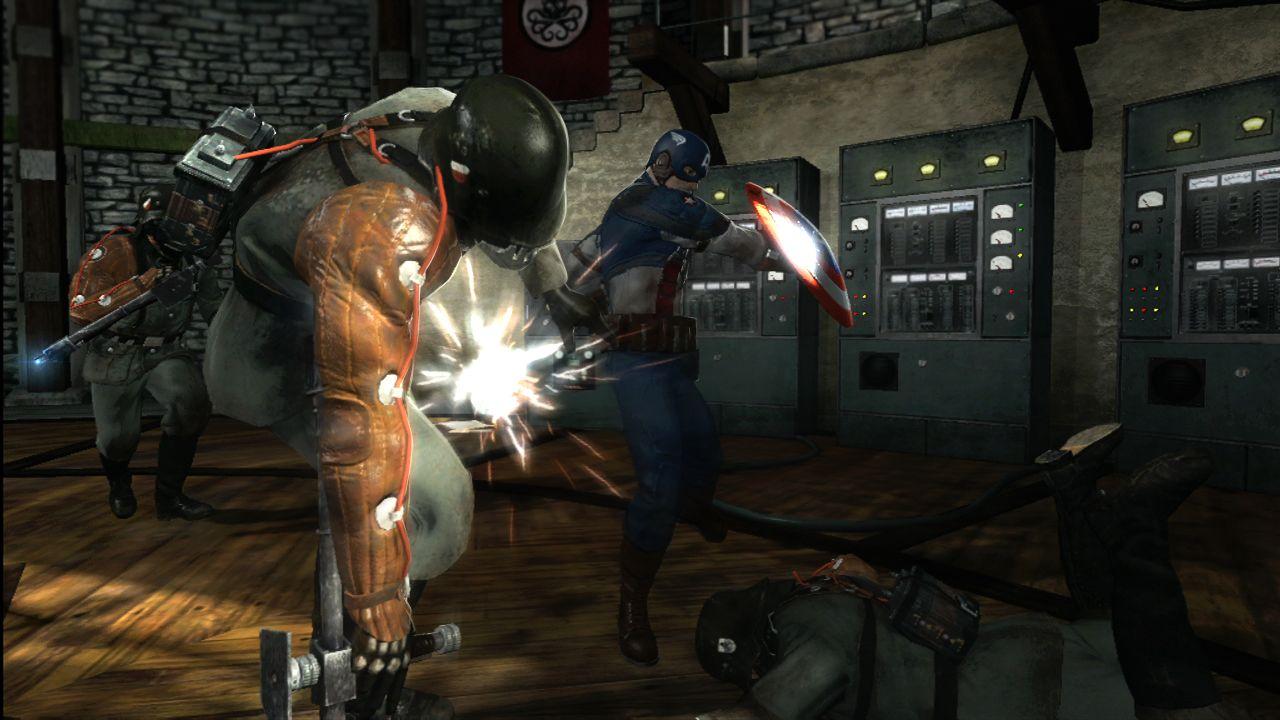 Скачать игру первый мститель суперсолдат на компьютер