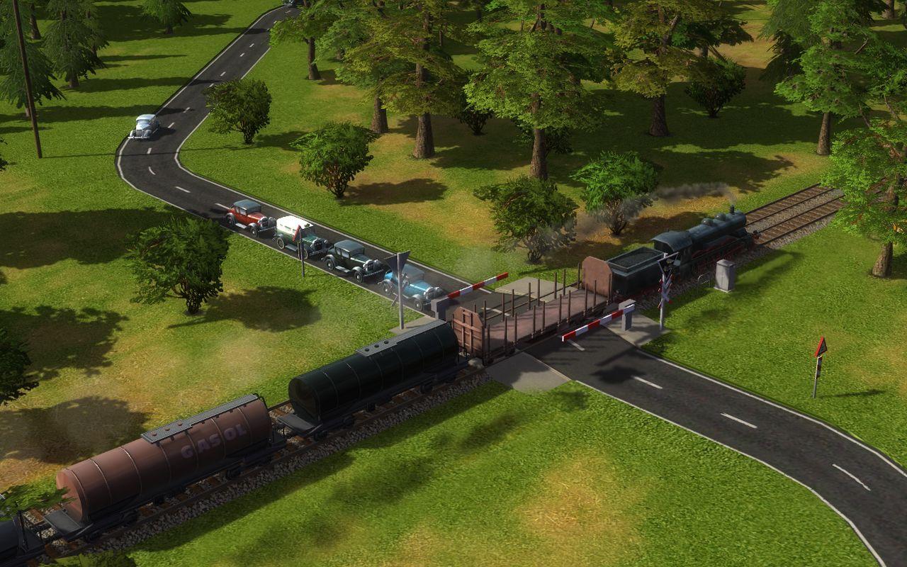 Скачать транспортные симуляторы
