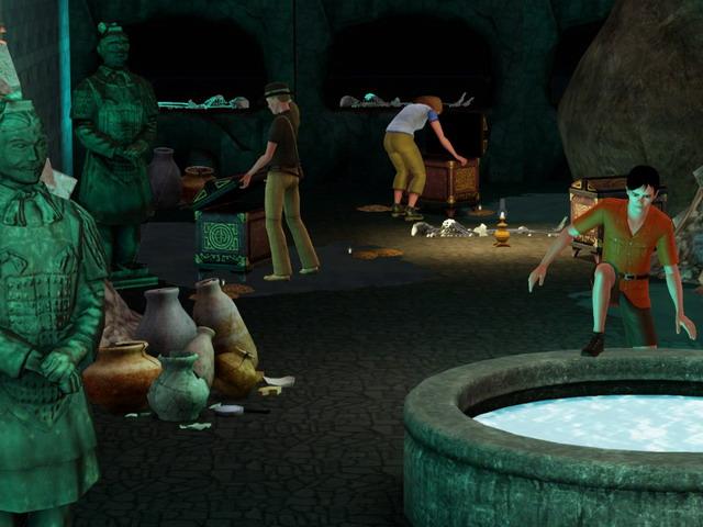 Мир приключений the sims 3 скачать торрент.