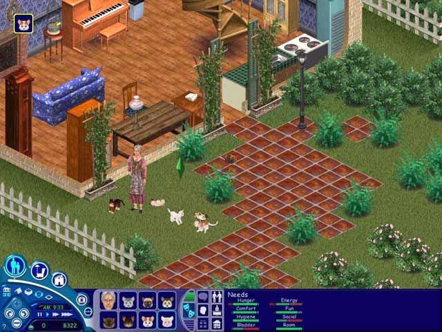 Скачать The Sims Unleashed Торрент - фото 9