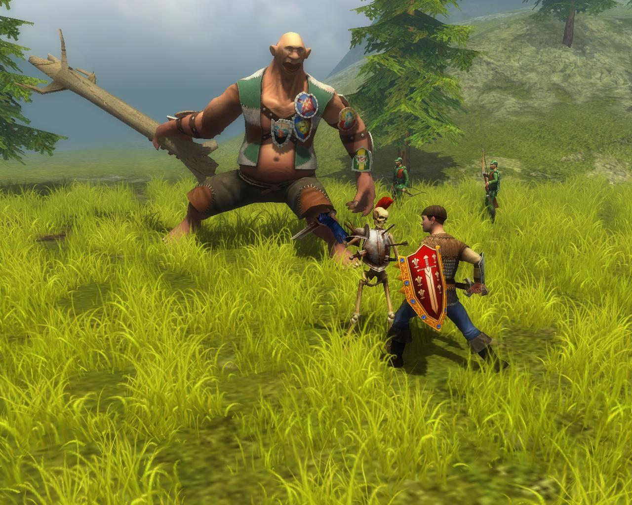 Majesty 2 monster kingdom скачать торрент бесплатно на компьютер (pc).