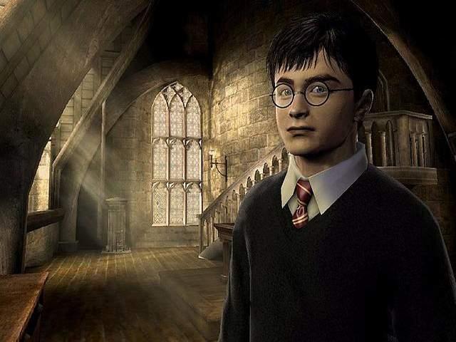 Гарри поттер 5 игра