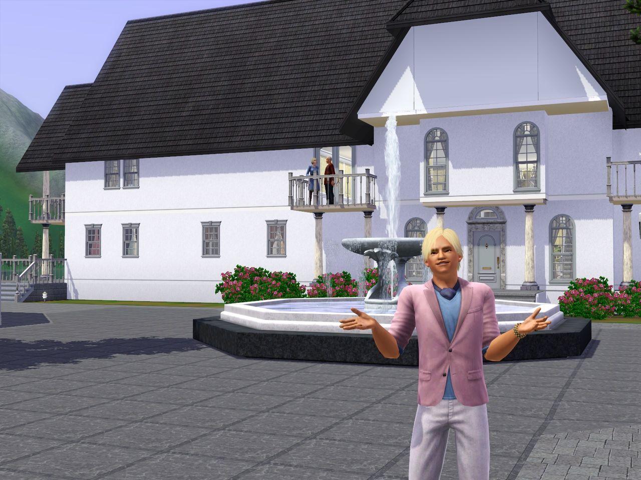 Sims 3 можно ли играть со всеми дополнениями - 3b9f