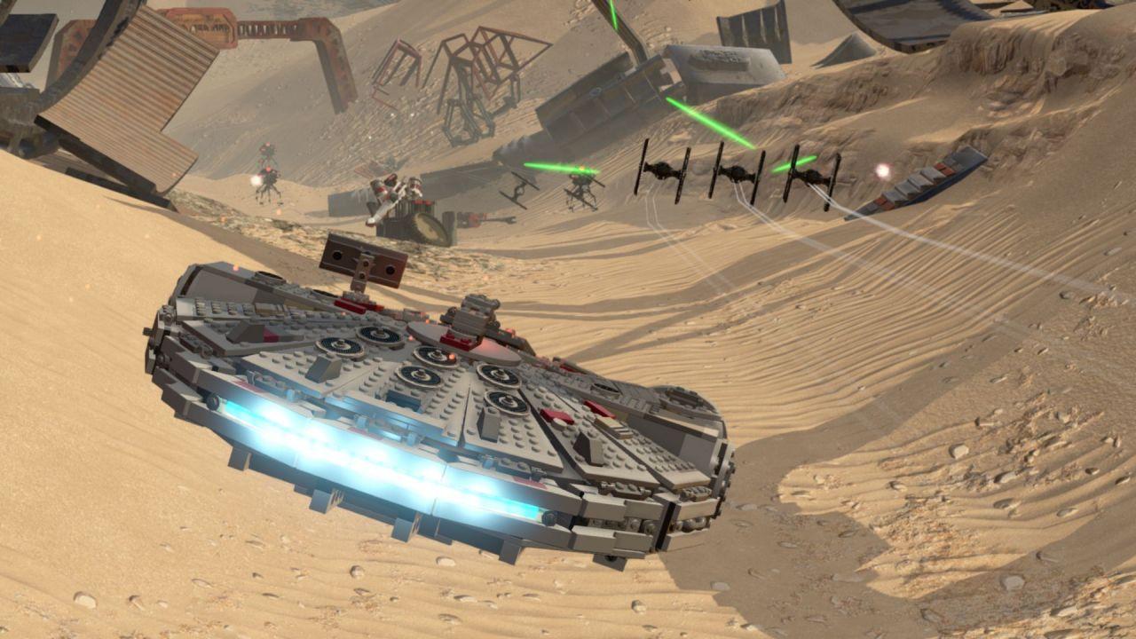 Звездные войны эпизод пробуждение силы игры