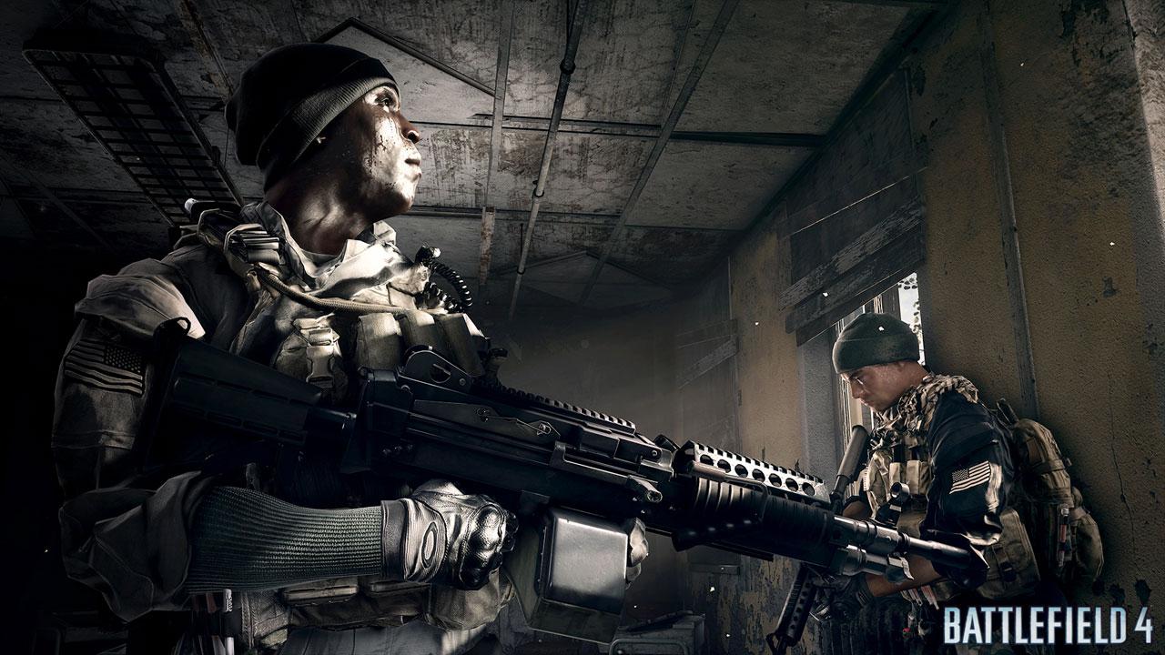 Battlefield 4 для PS3 Торрент