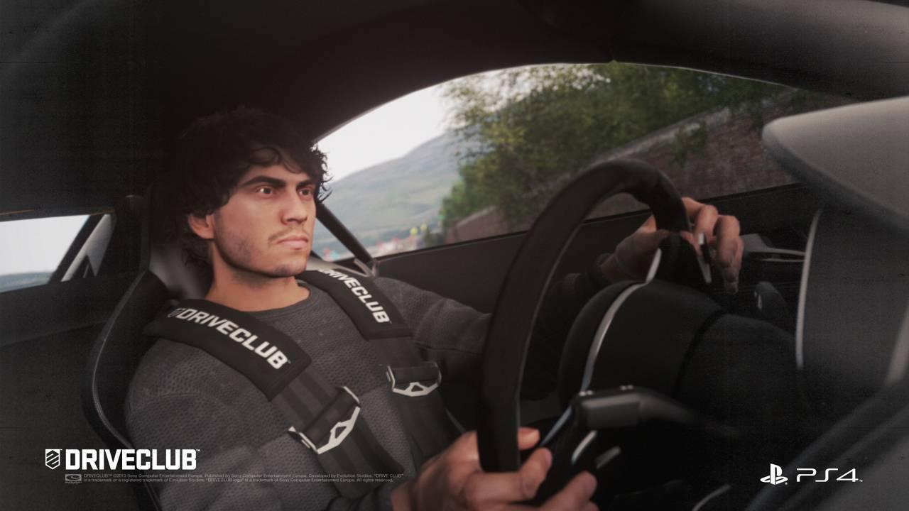 Driveclub для PS4 - Box Art, скриншоты, геймплей, описание