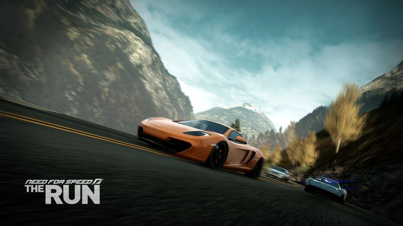 Need for Speed: The Run для PS3 Торрент