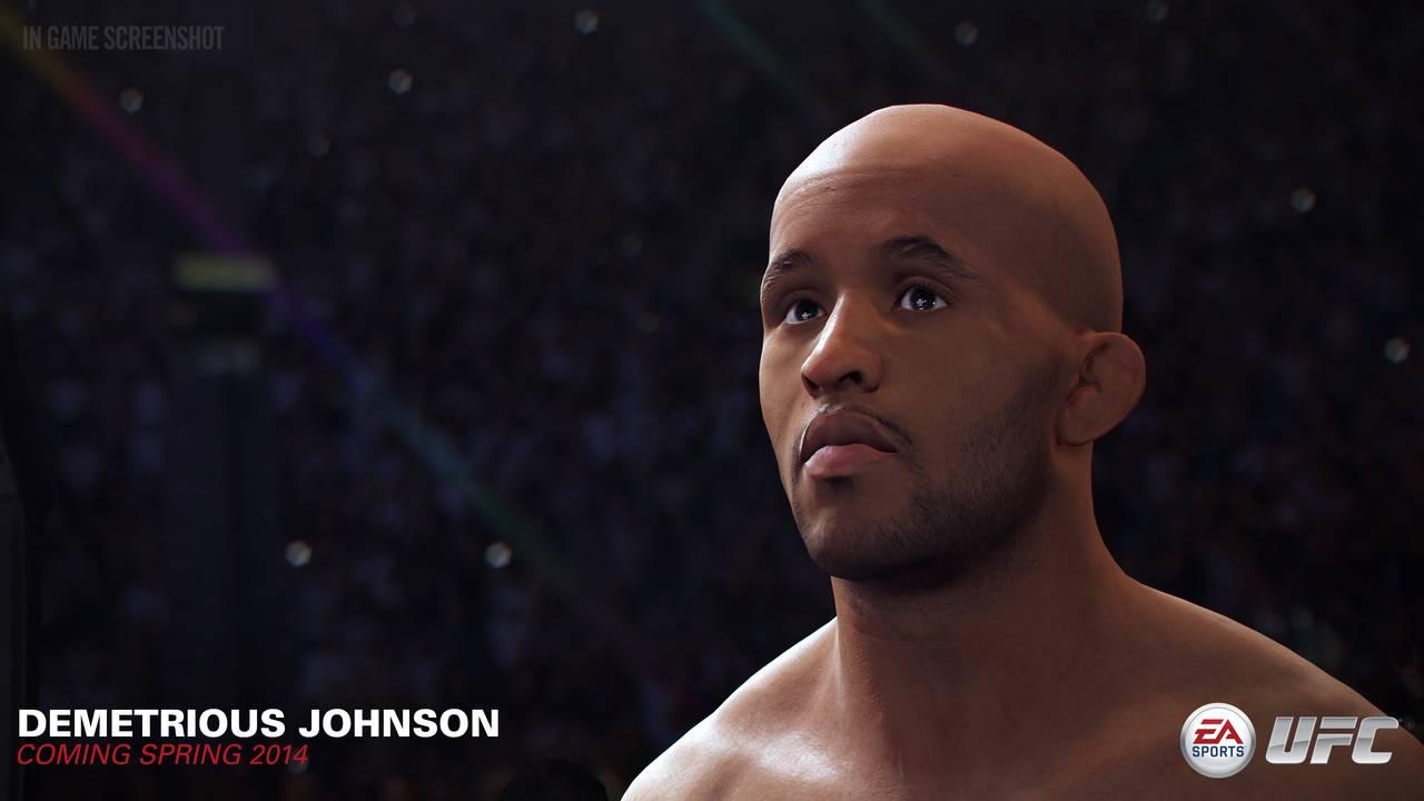 EA Sports UFC для PS4 - Box Art, скриншоты, геймплей, описание