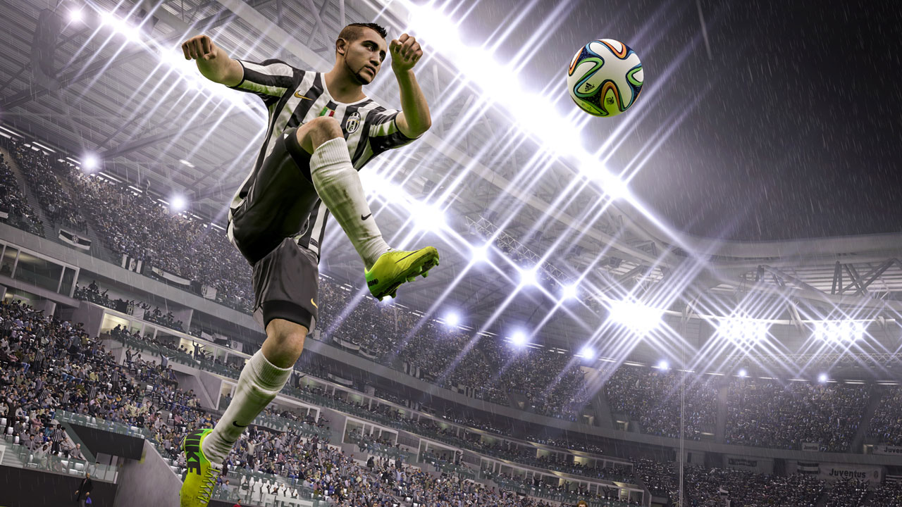 FIFA 15 для PS4 - Box Art, скриншоты, геймплей, описание