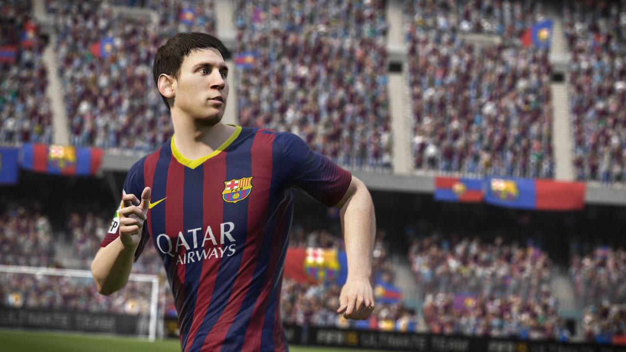 FIFA 15 для PS3 Торрент