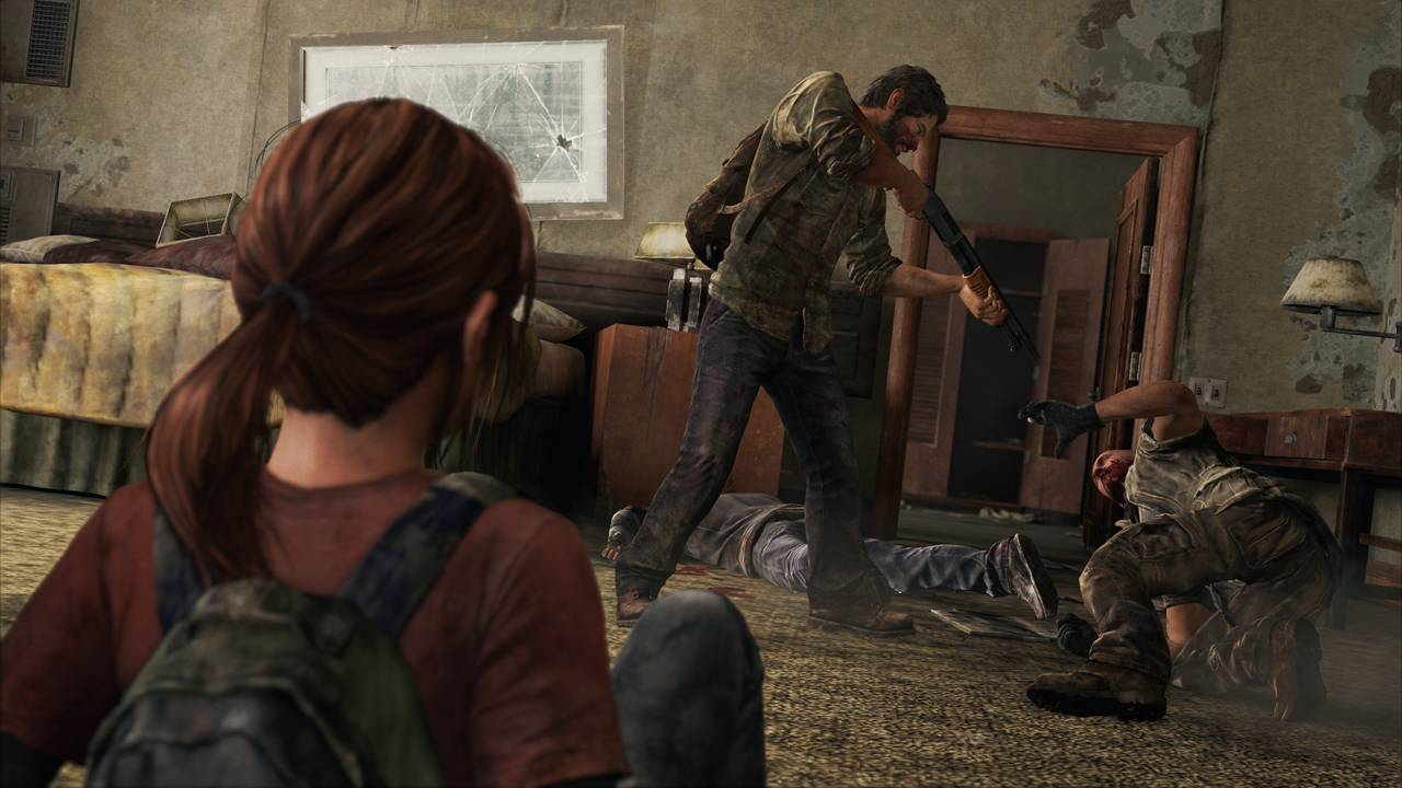 The Last of Us для PS3 Торрент