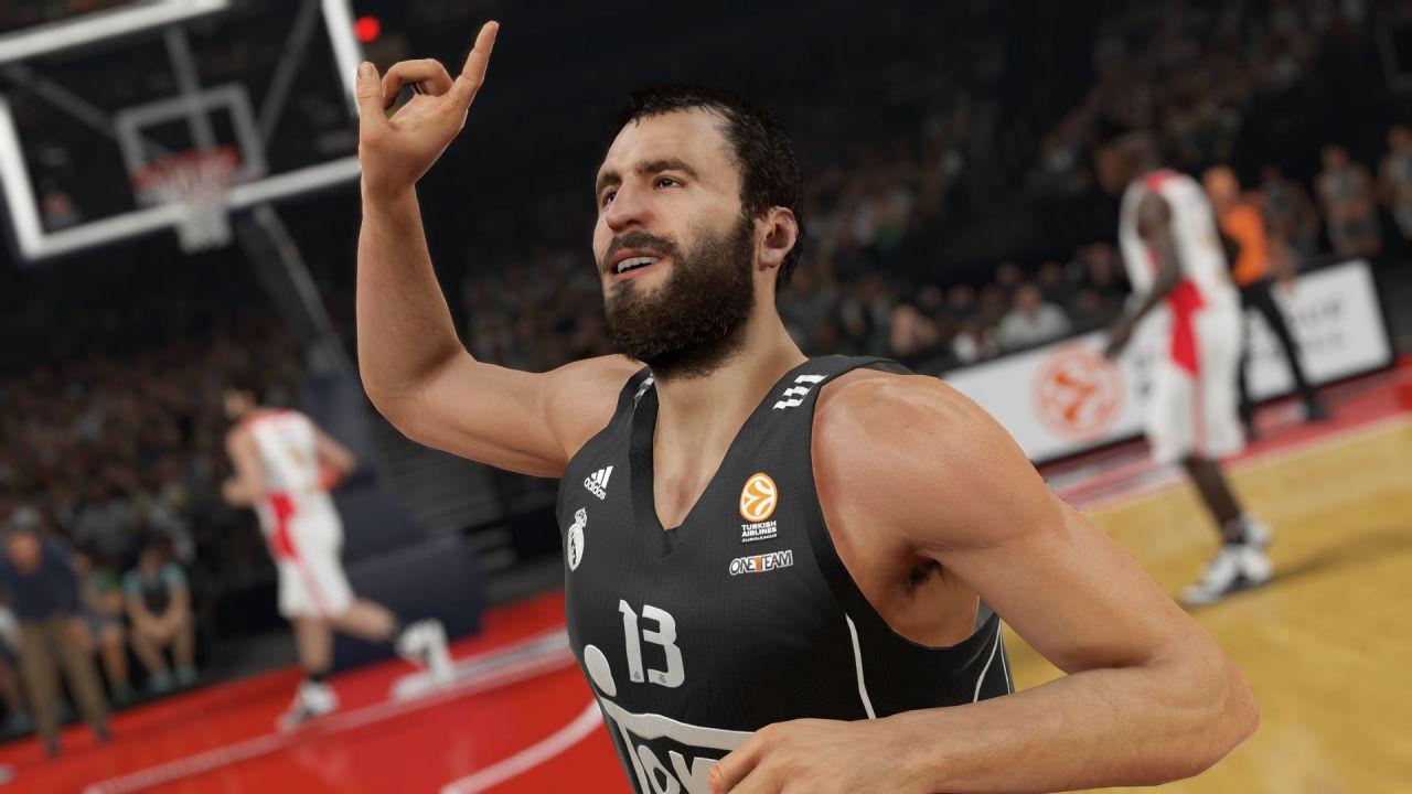 NBA 2K15 для PS4 - Box Art, скриншоты, геймплей, описание