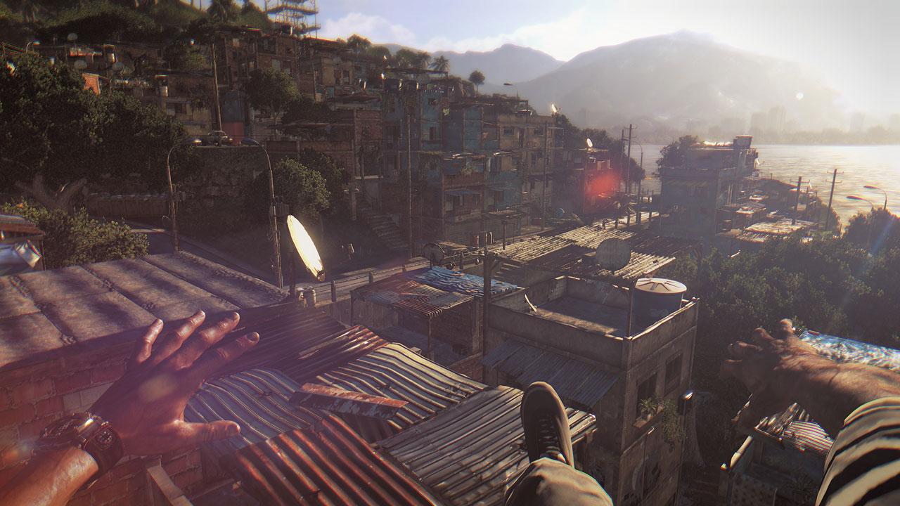 Dying Light для PS4 - Box Art, скриншоты, геймплей, описание