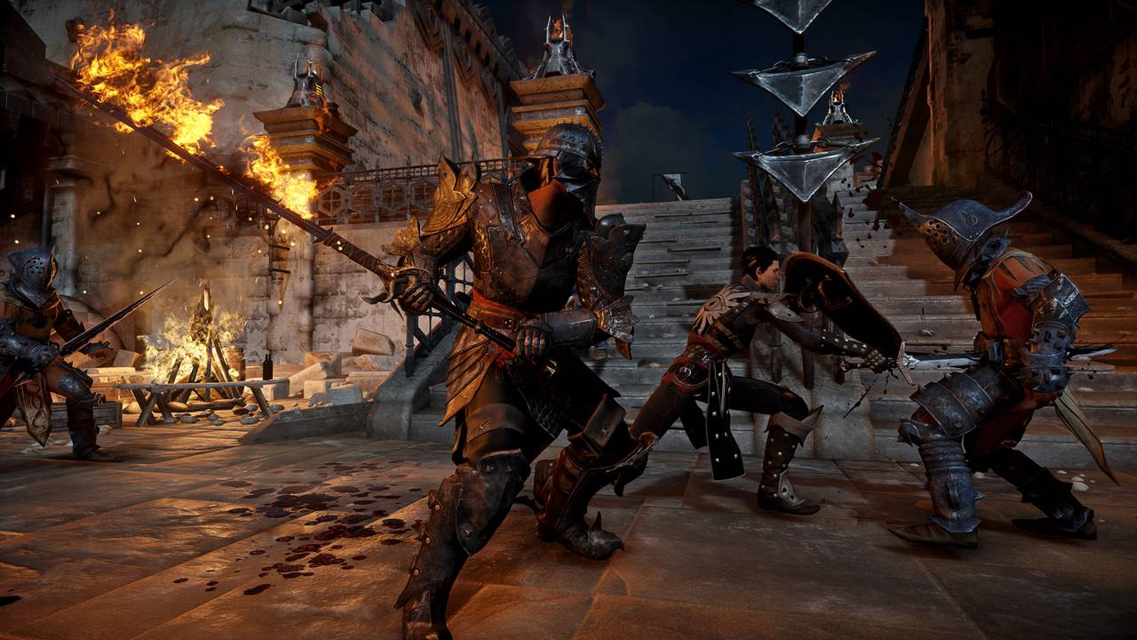 Dragon Age: Inquisition для PS3 Торрент