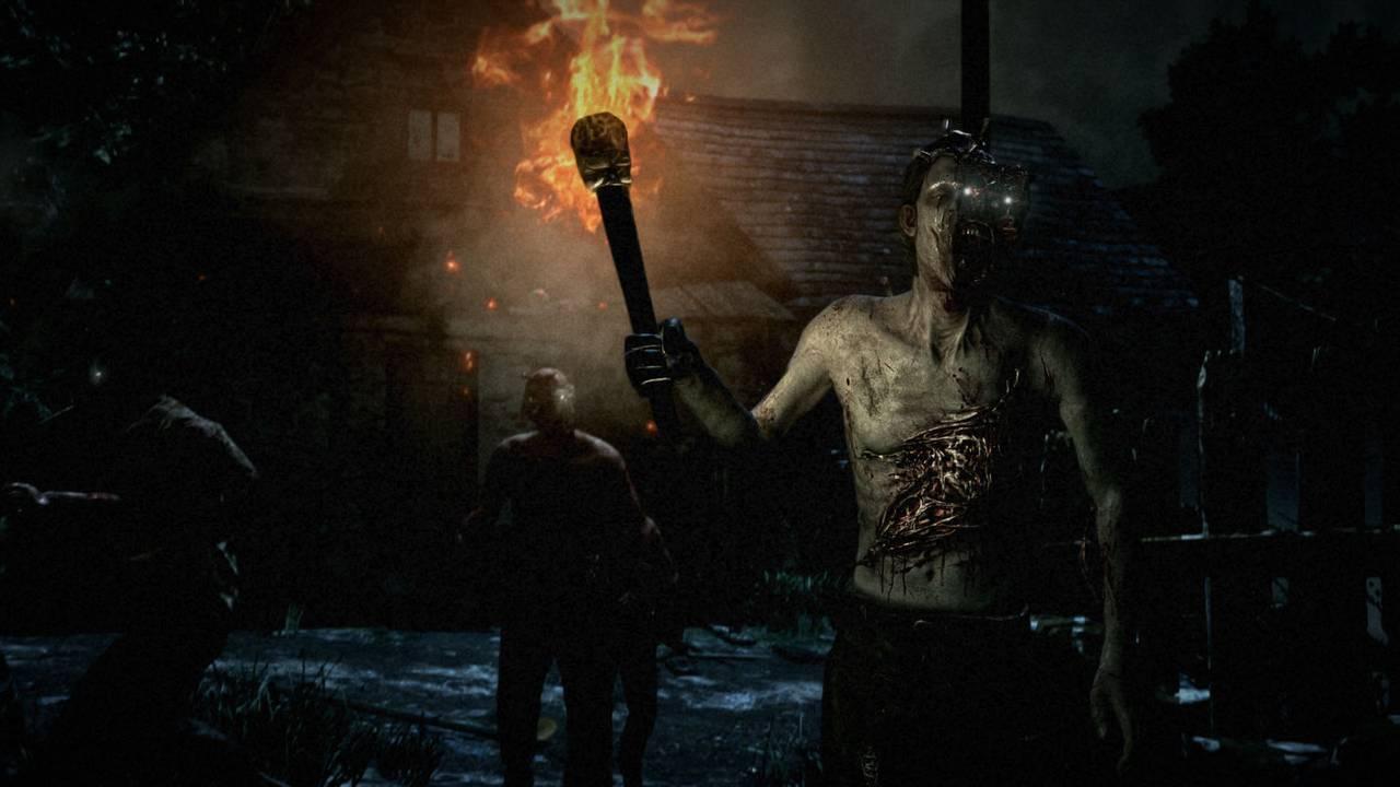 The Evil Within для PS4 - Box Art, скриншоты, геймплей, описание