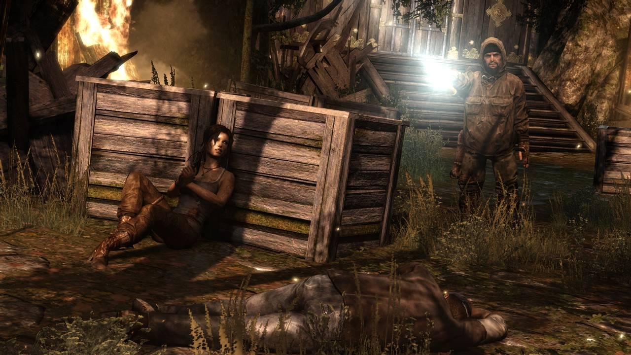 Tomb Raider для PS3 Торрент