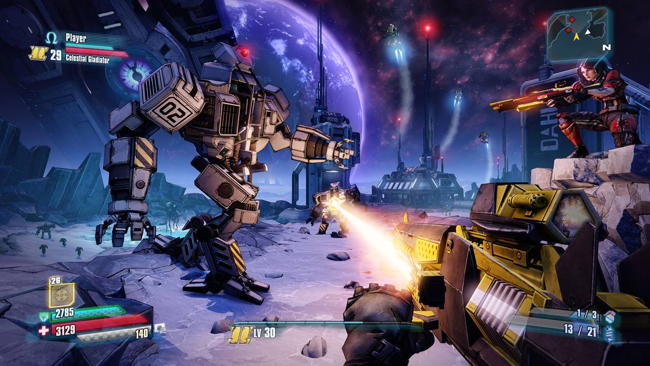 Borderlands: The Pre-Sequel (2014) для PC Лицензия