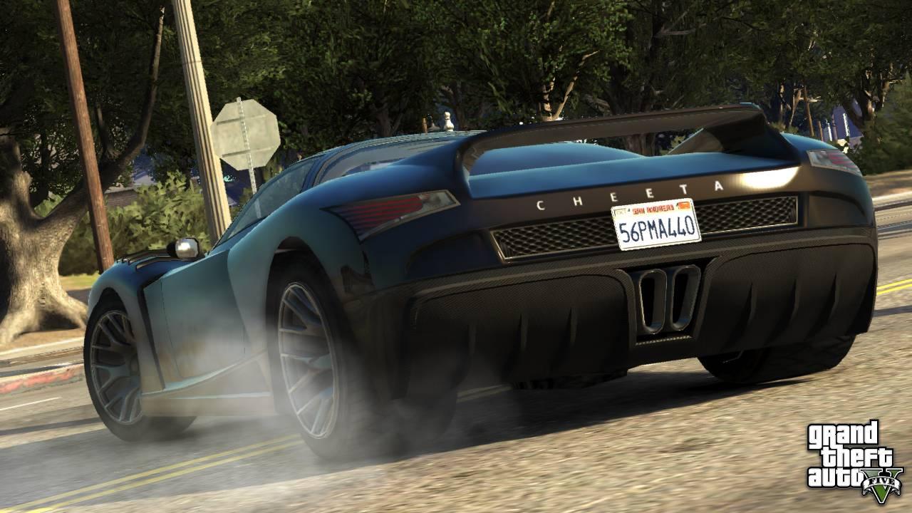 GTA 5 / Grand Theft Auto V для PC