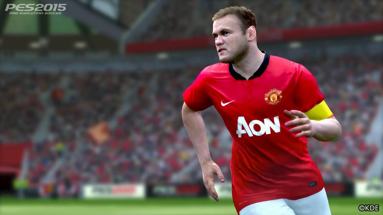 Pro Evolution Soccer 2015 для PS4 - Box Art, скриншоты, геймплей, описание