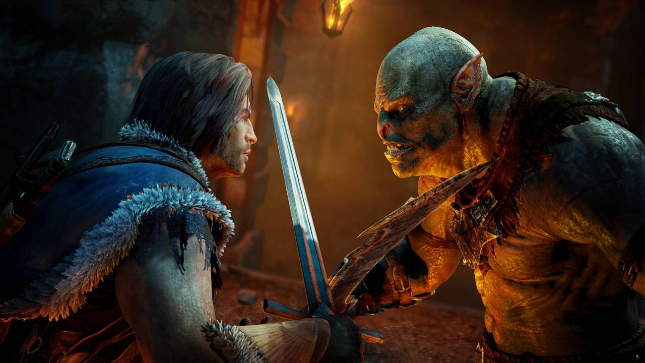 Middle Earth: Shadow of Mordor для PC