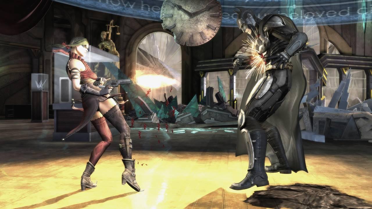 Injustice: Gods Among Us - Ultimate Edition Box Art, скриншоты, трейлер, описание и информация для PS Vita