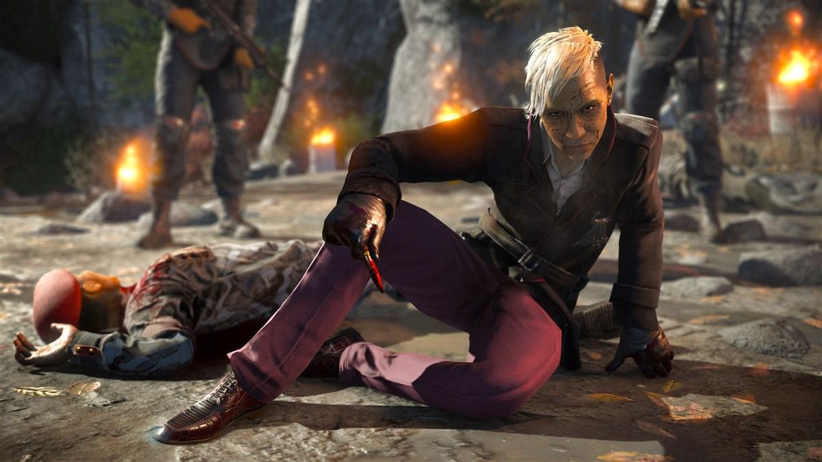 Far Cry 4 для PS3 Торрент